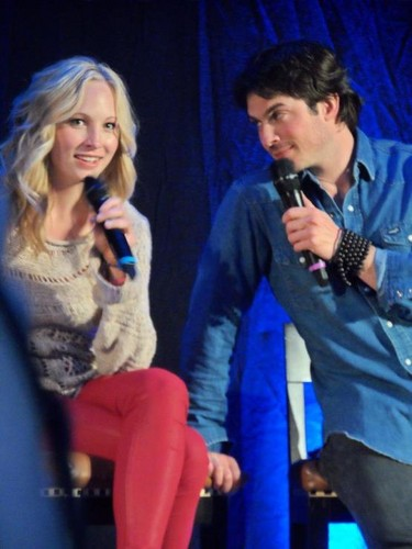 Candice at Bloody Night Con europa - Brussels (May 2013)