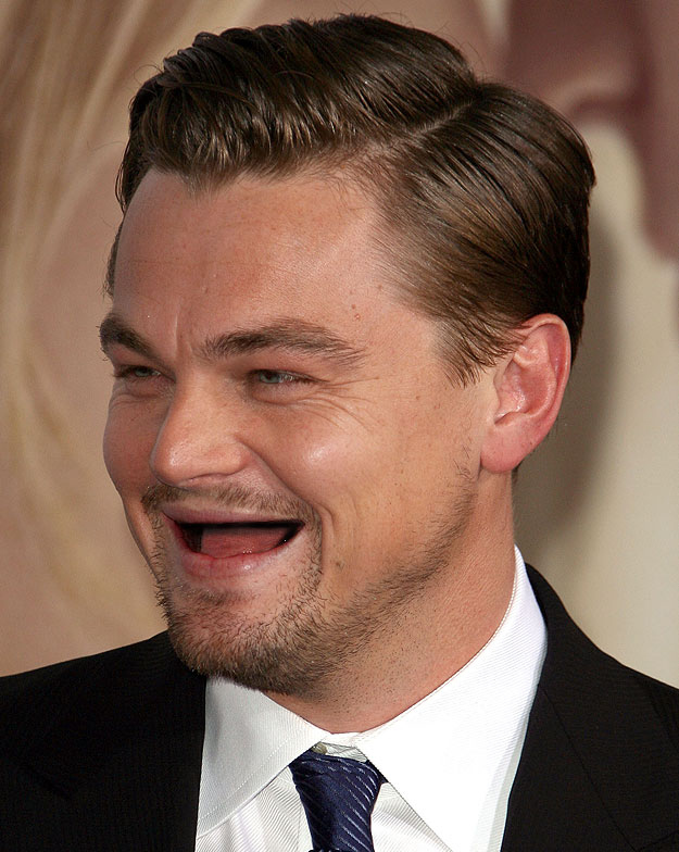 Celebs With No Teeth! - Funny Celebrity Moments Photo ...
