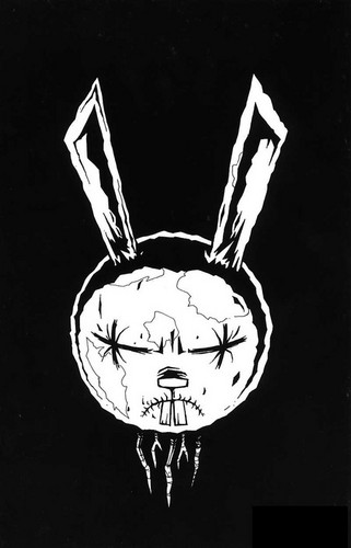 Johnny the Homicidal Maniac দেওয়ালপত্র called Character artwork.