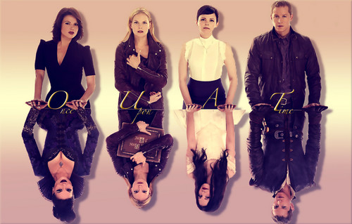 Once Upon A Time wallpaper entitled Characters