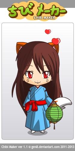 chibi Foxy10