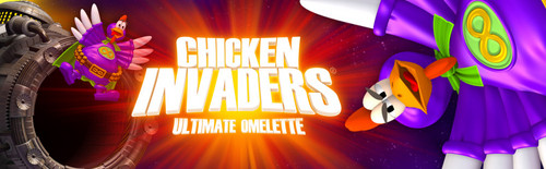Chicken Invaders: The Ultimate Omlette