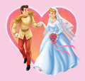 Cinderella and Prince Charming - cinderella photo