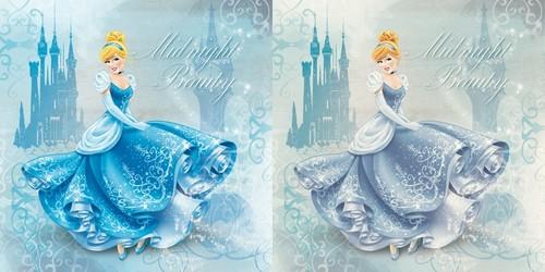 Cinderella recolored
