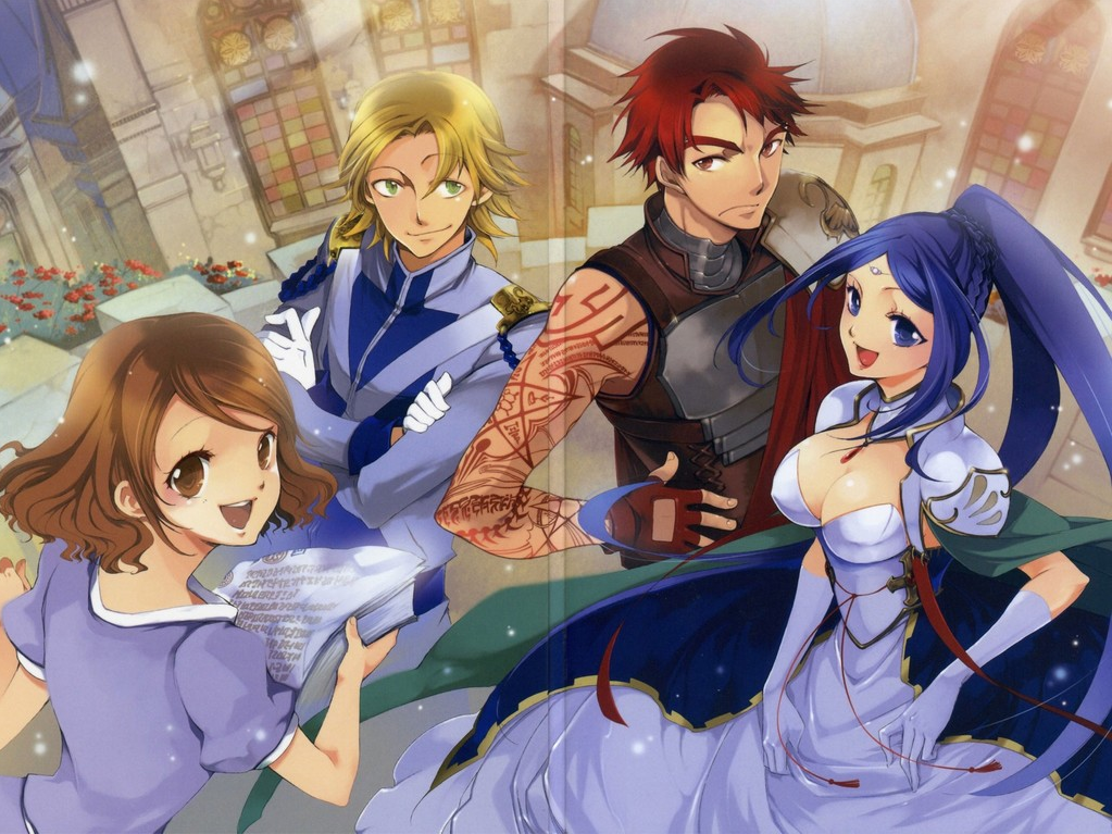 The legend of the legendary heroes images claugh noa hd wallpaper and