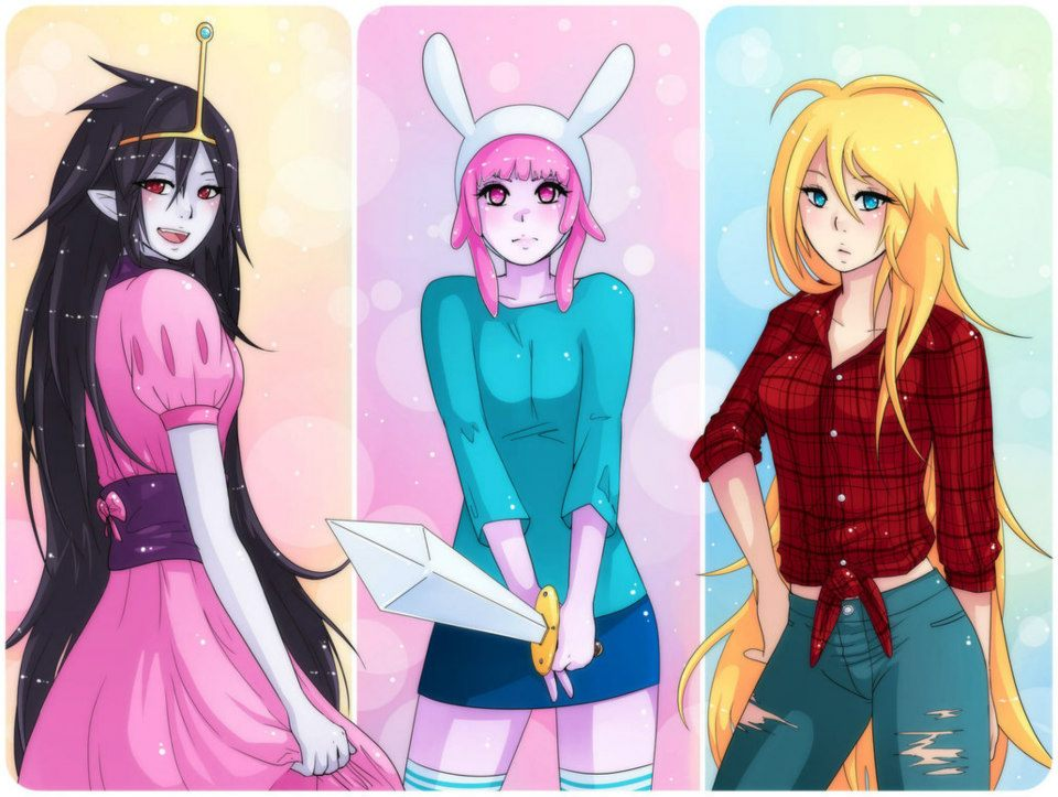 Clothes Swap - Adventure Time With Finn and Jake Photo ...