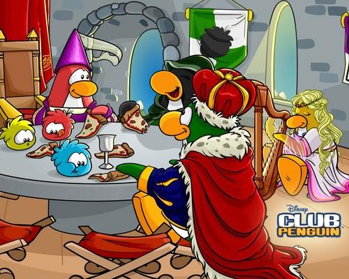Club pinguin