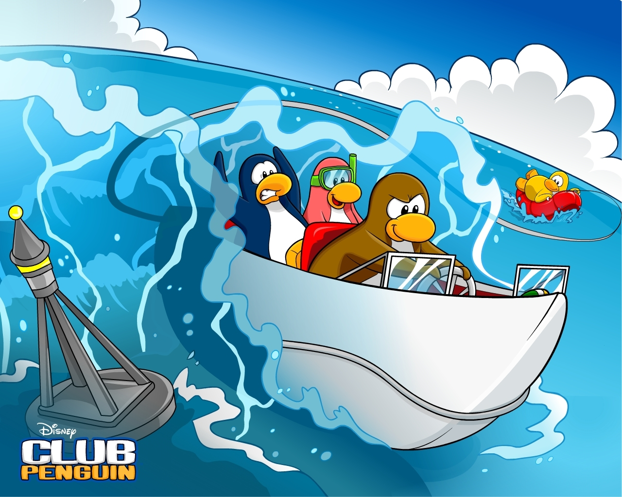 H Club Penguin Club Penguin - ...