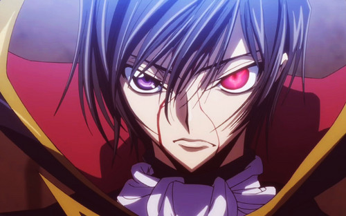 Code Geass Lelouch as Zero
