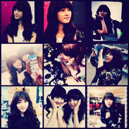 Collage of jooa (Skarf member)