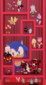 Collection Room - sonic-the-hedgehog fan art