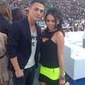 Colton Haynes and Janel Parrish - colton-haynes photo
