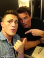 Colton Haynes - colton-haynes photo