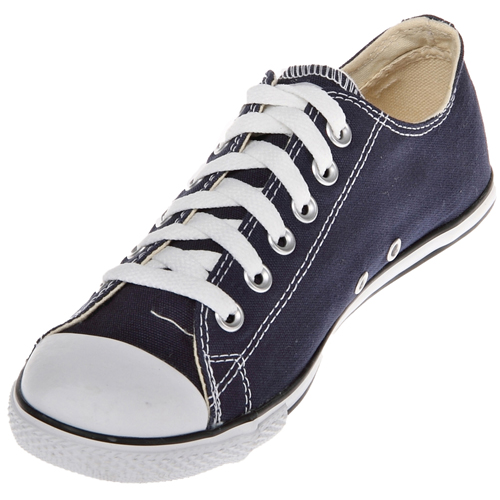 Converse Chuck Taylor 113892 Slim Athletic Navy Low سب, سب سے اوپر