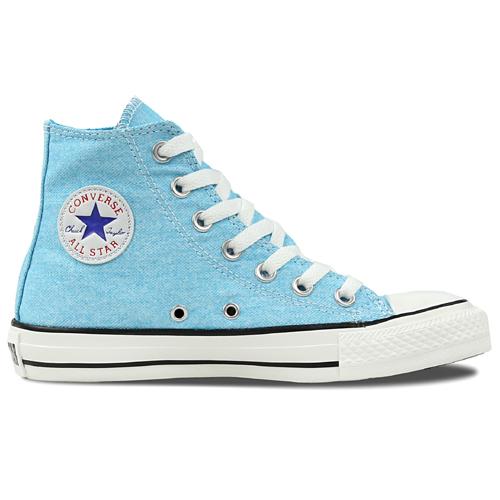 blue converse high top