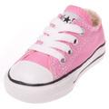 Converse Chuck Taylor 7J238 Toddler Pink Low Top