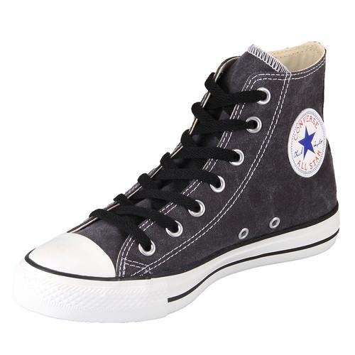 Converse All Star Hi Washed Black (136844C)