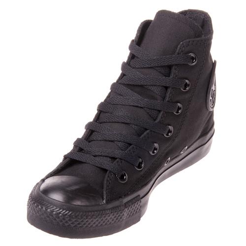Converse Chuck Taylor M3310 Black Monochrome Hi juu