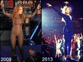 Copycat: Beyonce copies Jennifer Lopez (2013) - jennifer-lopez fan art