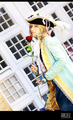 Cosplay - hetalia-france fan art
