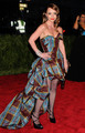 Costume Institute Gala for the PUNK: Chaos to Couture Exhibition