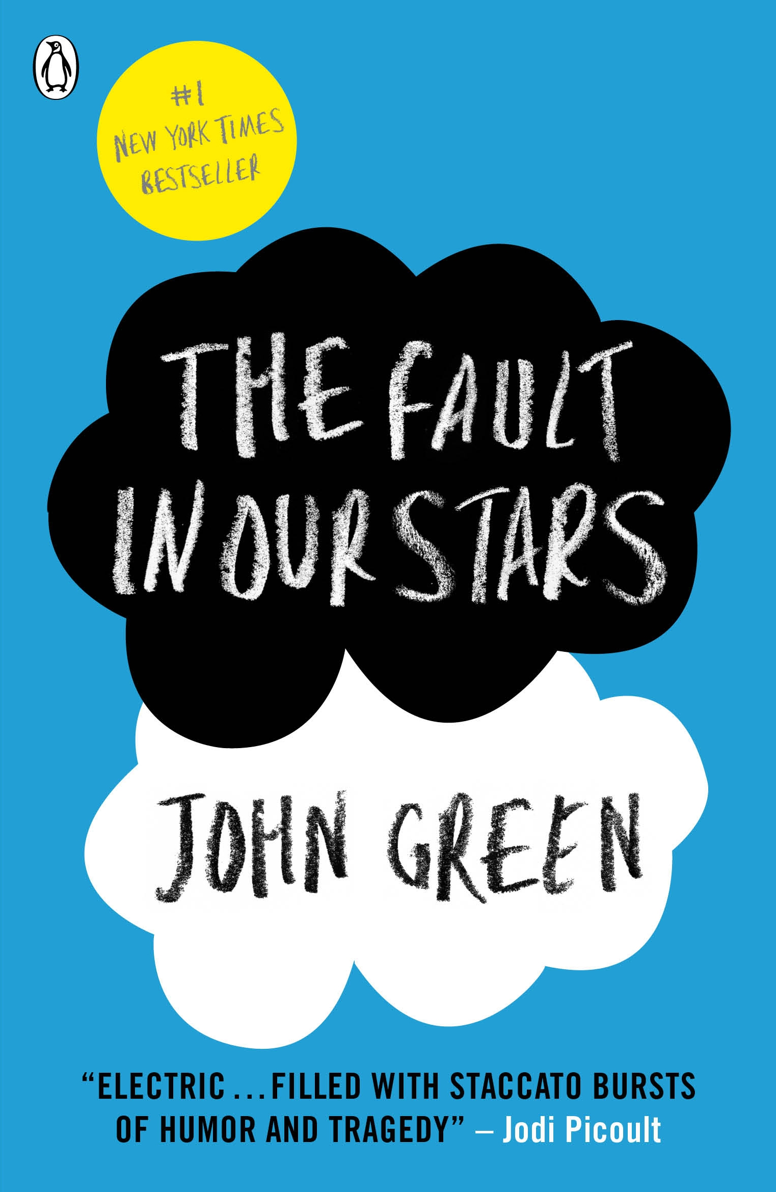 Cover to Fault In Our ...