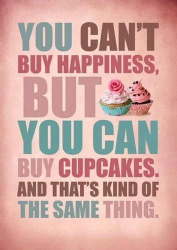 कप केक poster