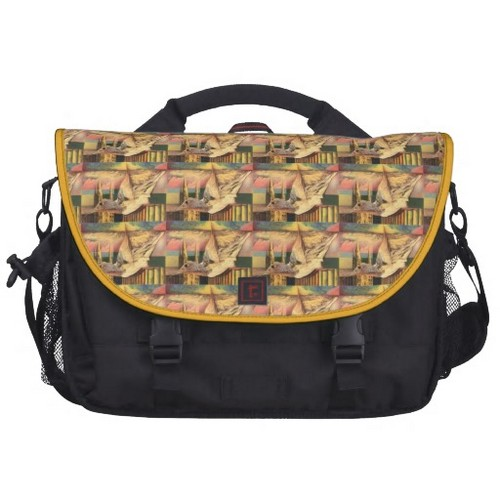 Handbags wallpaper possibly containing a backpack, a shoulder bag, and a valise titled Customized Rickshaw Commuter Laptop Bag