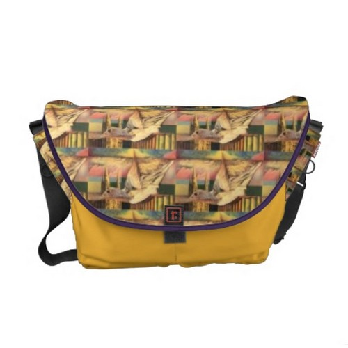 Customized Rickshaw Mosaic Bag