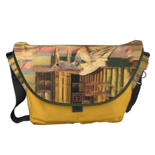 Customized Rickshaw Travel Bag