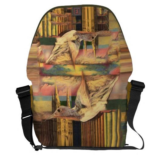 Customized Rickshaw Travel Bag