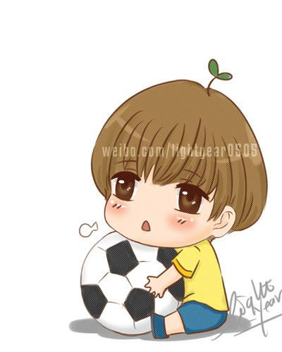 Cute Taemin प्रशंसक Art