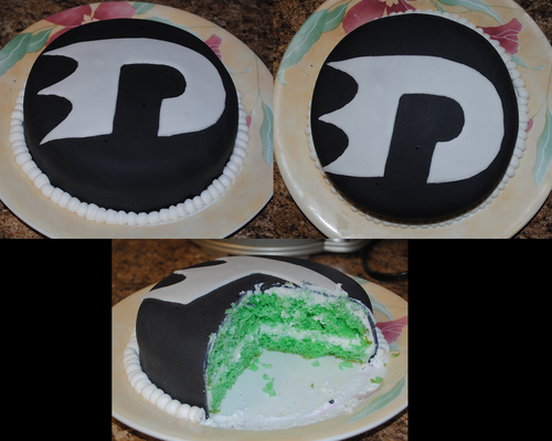 Danny Phantom images DP Cake ^^ HD wallpaper and ...