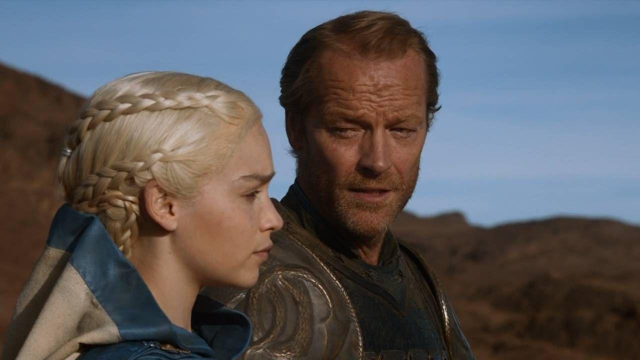 daenerys and jorah relationship test
