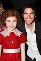Darren Criss attends Annie:The Musical