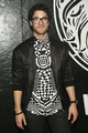 Darren Criss attends the Versus Versace launch - darren-criss photo