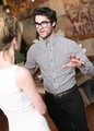 Darren at ELLE & TOD'S Celebrate KERRY WASHINGTON  - darren-criss photo