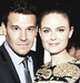 David and Emily at Fox Upfronts 2013 - bones icon