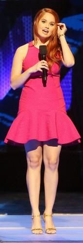 Debby Ryan- Radio 디즈니 음악 Awards 2013