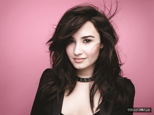 Demi - Photoshoots 2013 - Heart Attack