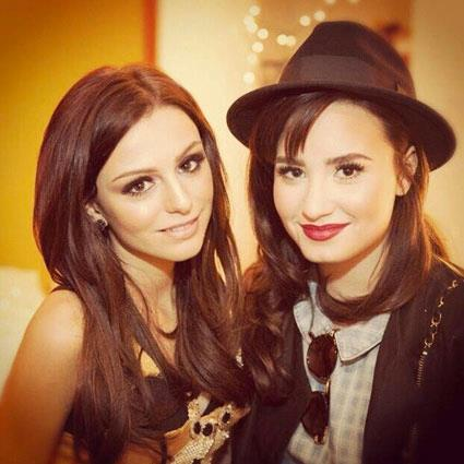 Demi and Cher