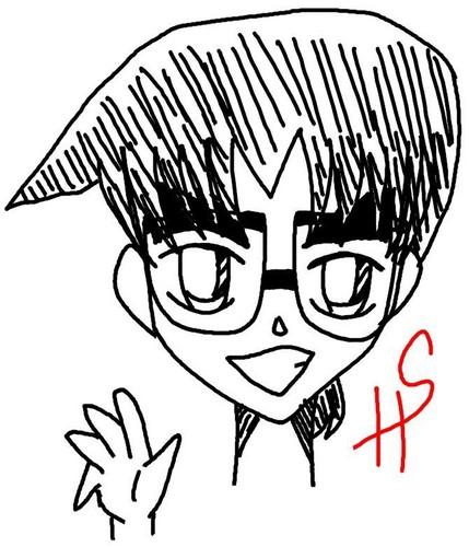 Detective Heiji (Saijou_Himitsu)