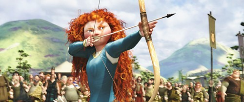 Disney•Pixar Screencaps - Princess Mérida