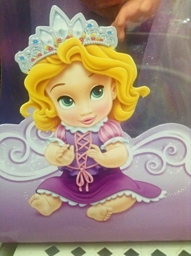 Principesse Disney Wallpaper Entitled Princess Baby