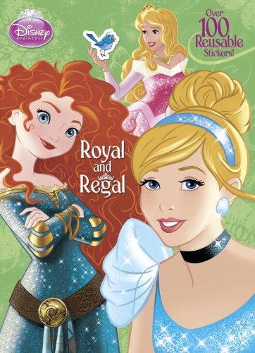 disney Princess buku with Merida