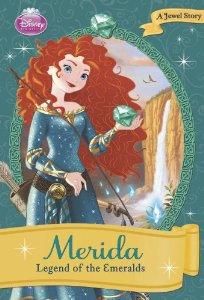 Disney Princess sách with Merida