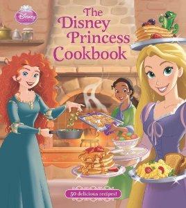 Disney Princess Books with Merida