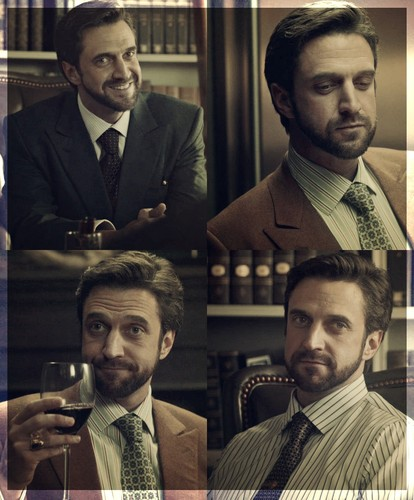 Dr. Frederick Chilton - hannibal-tv-series Fan Art