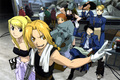 Ed & Winry - edward-elric-and-winry-rockbell photo