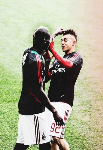 El Shaarawy & Balotelli